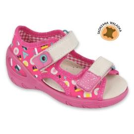 Befado children's shoes pu 065X153 pink