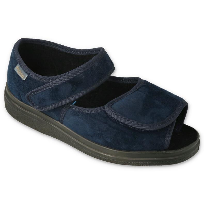 Befado men's shoes pu 989M004 navy