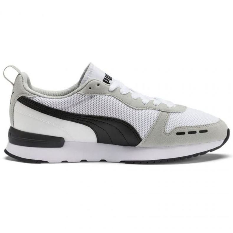 Puma R78 Puma M 373117 02 white black grey