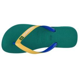 Havaianas Brasil Mix W 4123206-2078 flip-flops green