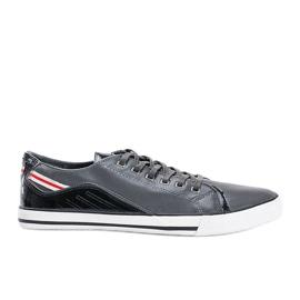 Gray men's Elmer sneakers grey