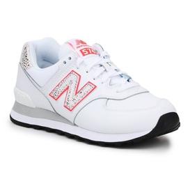 New Balance W WL574AP2 white