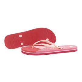 Flip-flops 4F W H4L21-KLD006 Coral pink