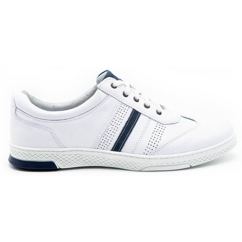 Joker Men's leather casual shoes 521/2 white