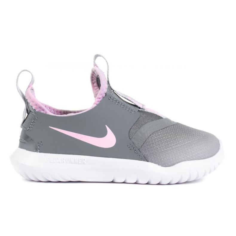 Nike Flex Runner (GS) Jr AT4662-018 shoes blue
