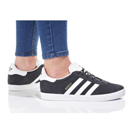 Adidas Gazelle Jr BB2503 shoes black