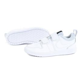 Nike Pico 5 (TDV) Jr AR4162-100 shoe white blue