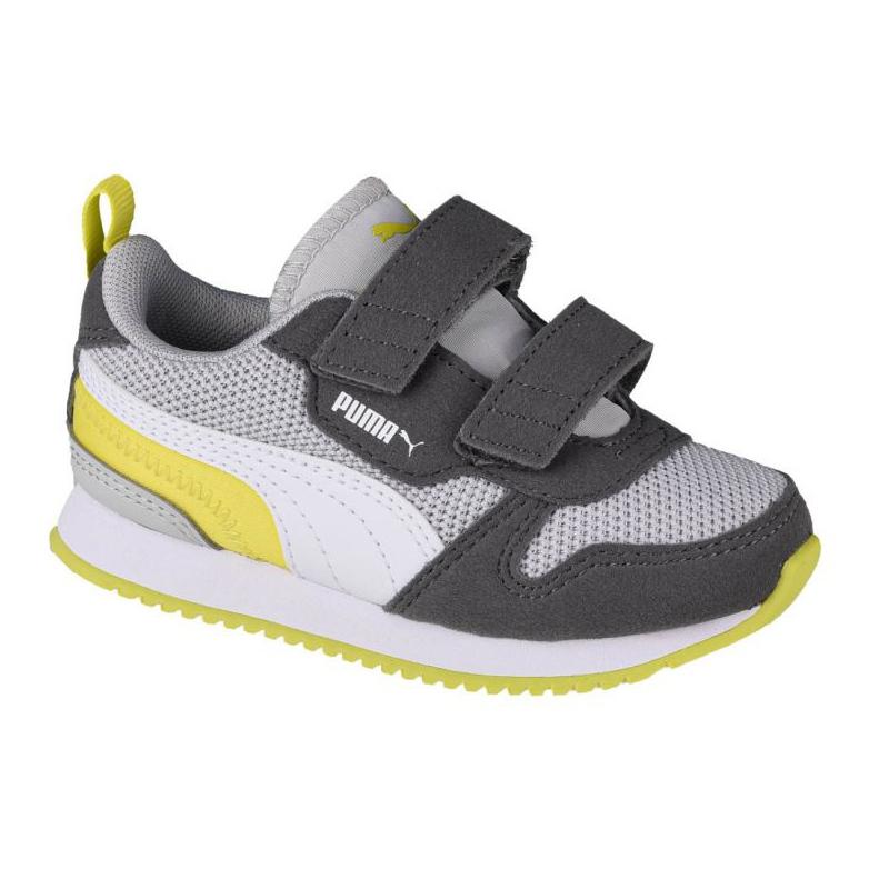 Puma R78 V Infants 373618 16 shoes red
