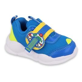 Befado children's shoes 516P093 blue