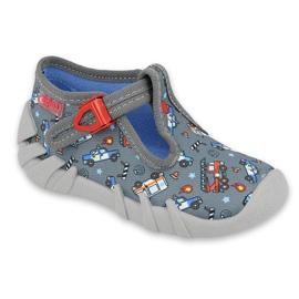 Befado children's shoes 110P419 grey