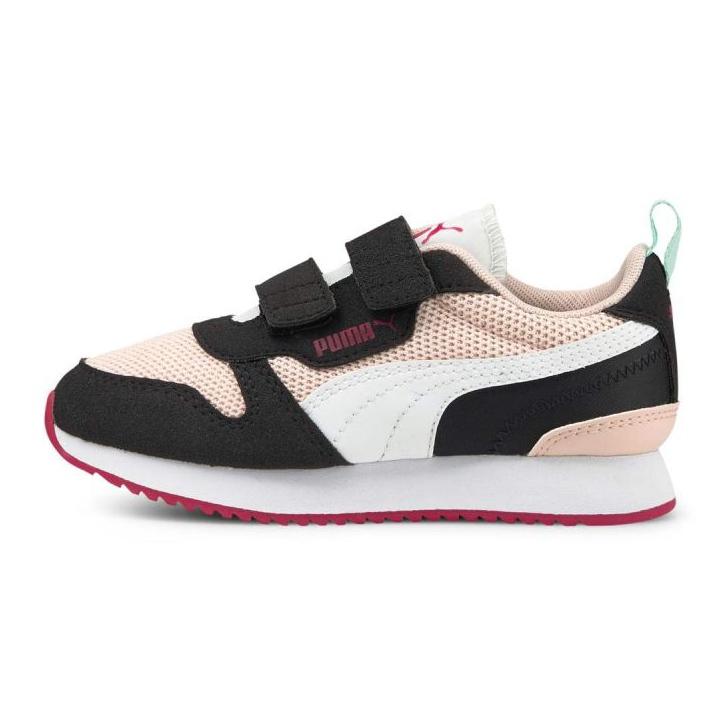 Puma R78 V Ps Jr 373617 20 navy blue pink