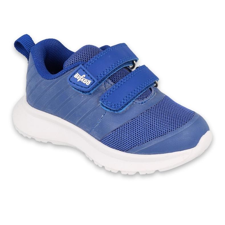 Befado children's shoes 516P088 blue