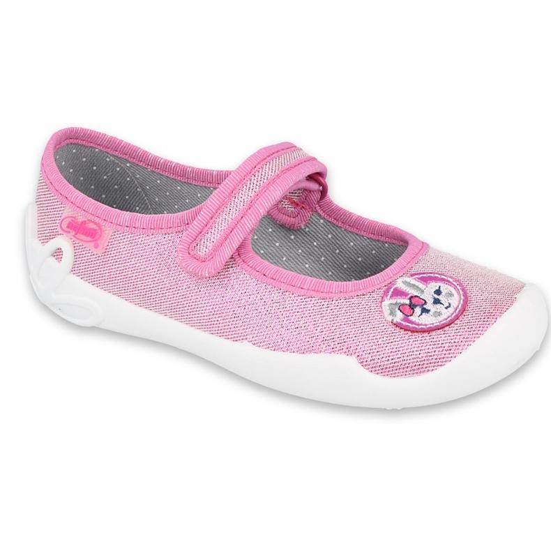 Befado children's shoes 114X443 pink