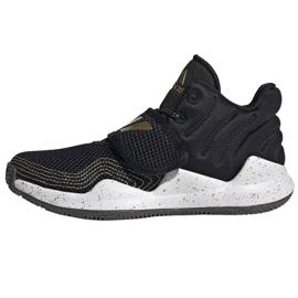 Shoes adidas Deep Threat Primeblue C Jr GZ0111 white black