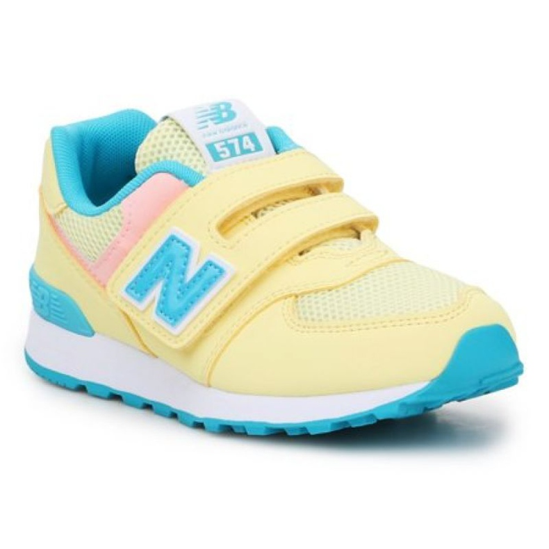 New Balance Jr PV574BYS shoes multicolored yellow