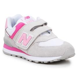 New Balance Jr PV574SA2 pink multicolored