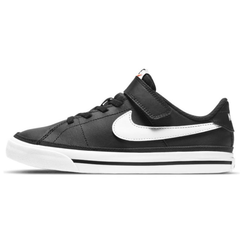 Nike Court Legacy Shoe Jr DA5381 002 black navy blue