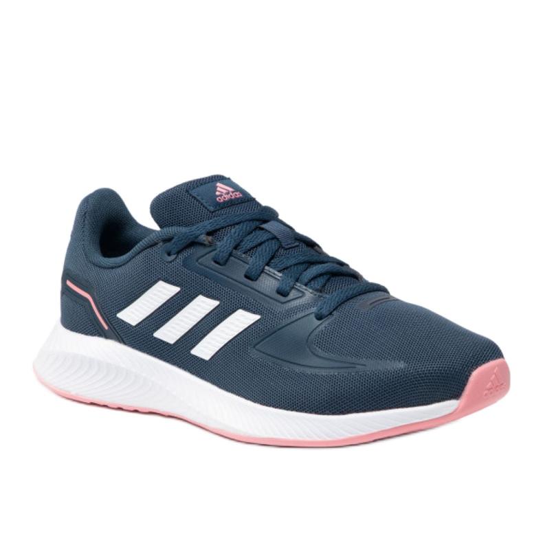 Adidas Funfaclon 2.0 K GZ7419 shoes red navy blue