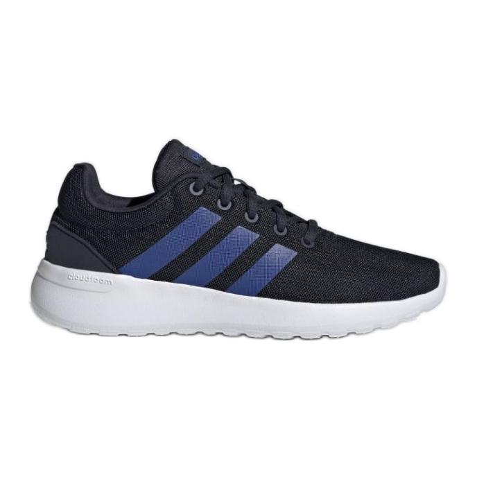 Adidas Lite Race Clm 2.0 K GZ7738 shoes blue green
