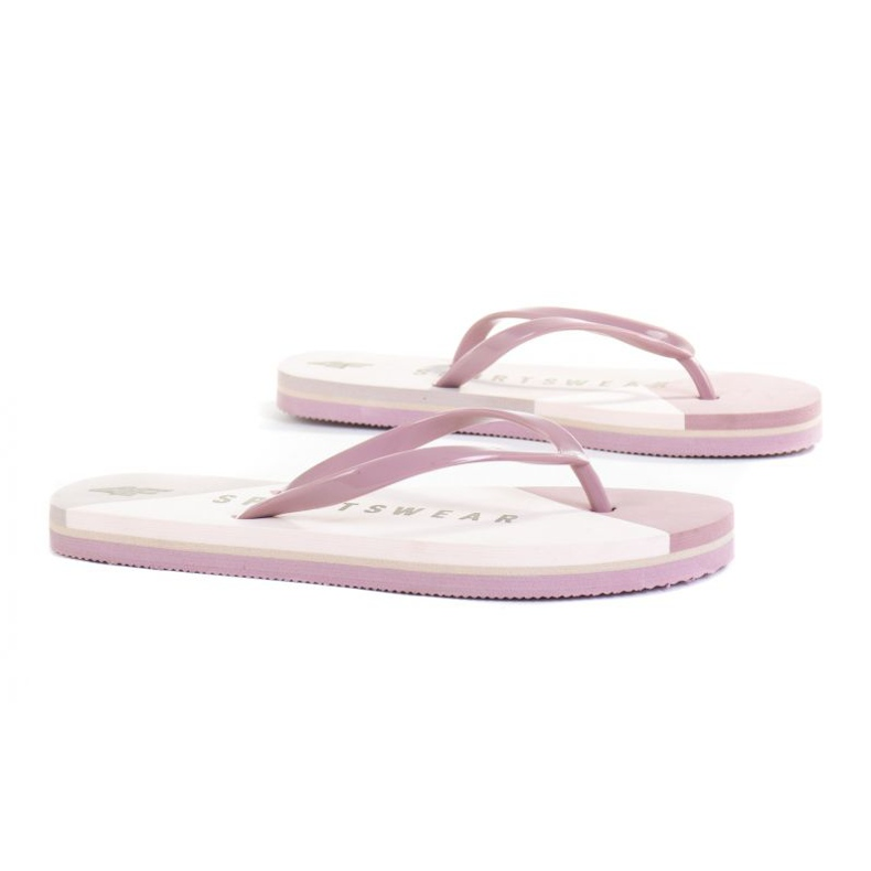 4F W slippers H4L21-KLD006 Pink