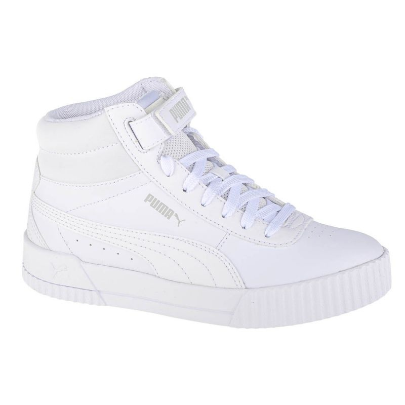 Puma Carina Mid W 373233-01 white - KeeShoes