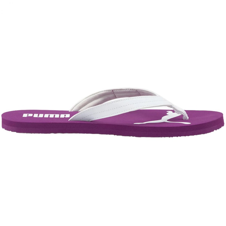 Puma Cozy Flip Wns W 370290 11 white violet