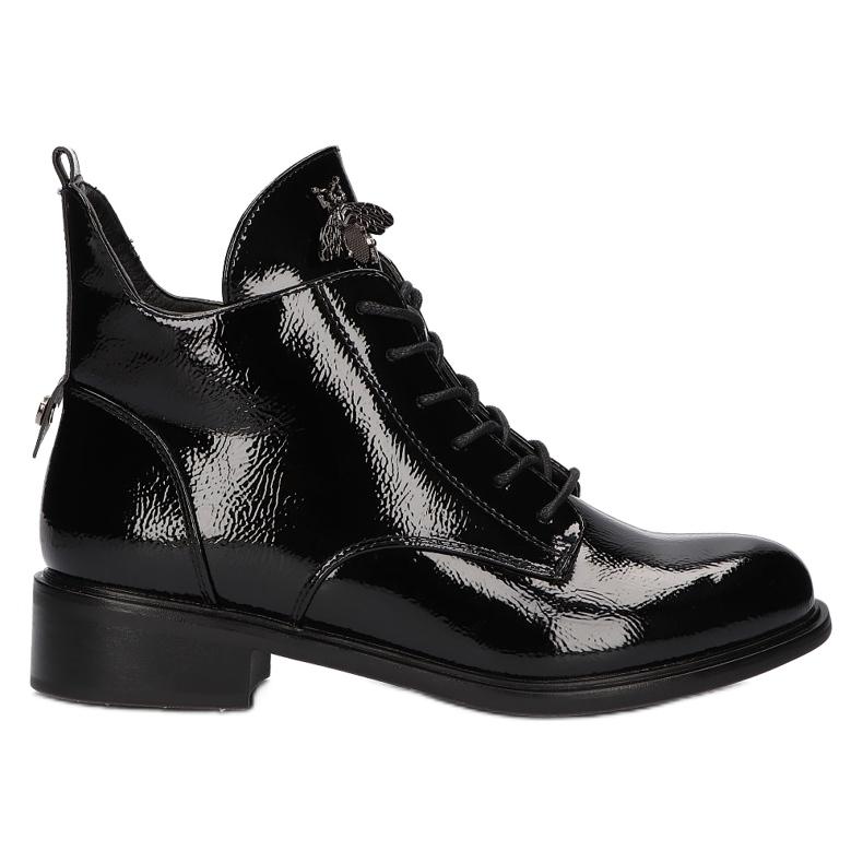 Boots Mucha Filippo DBT3060 / 21 BK black
