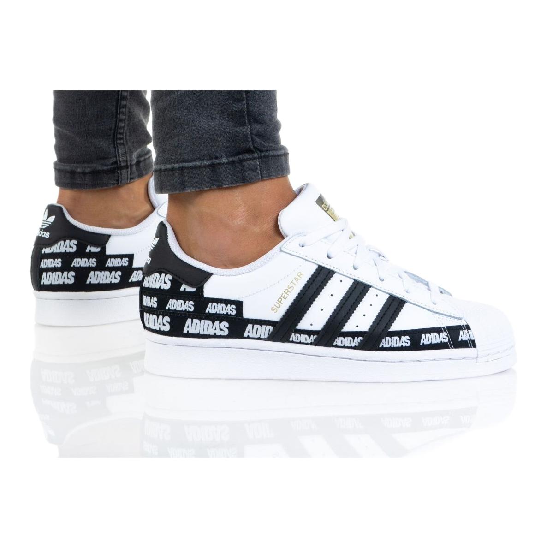 Adidas Superstar JW FX5871 shoes navy blue