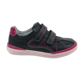 Boots Children's shoes Ren But 3193 navy blue multicolored pink
