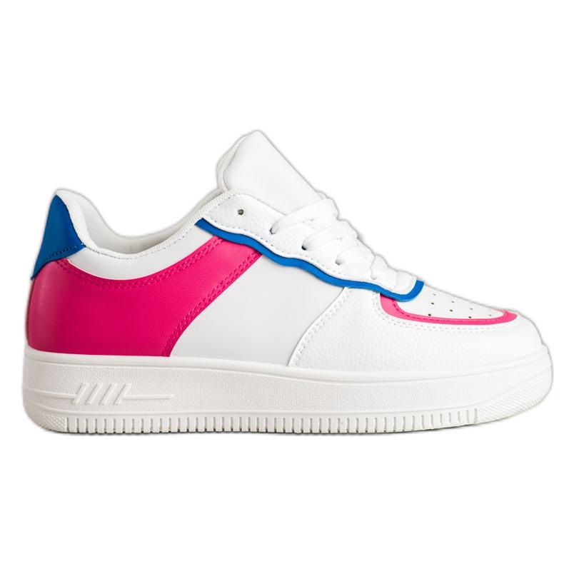 SHELOVET Fashionable Sports Shoes white