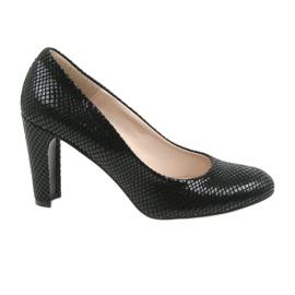Black Sagan 2600 black shoes