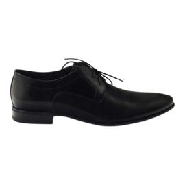Men's shoes Pilpol 1654 black