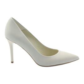 Shoes Gianmarko 721 beige brown