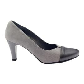 Gray Espinto 532/1 shoes grey