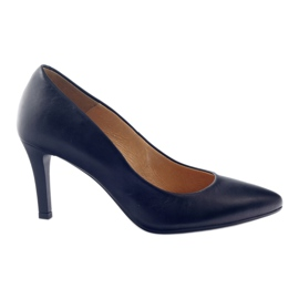 Espinto Pumps On Black High Heel