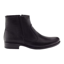 Men's winter boots Tur 268 black