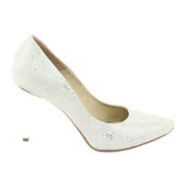 Espinto 456/96 women's shoes white
