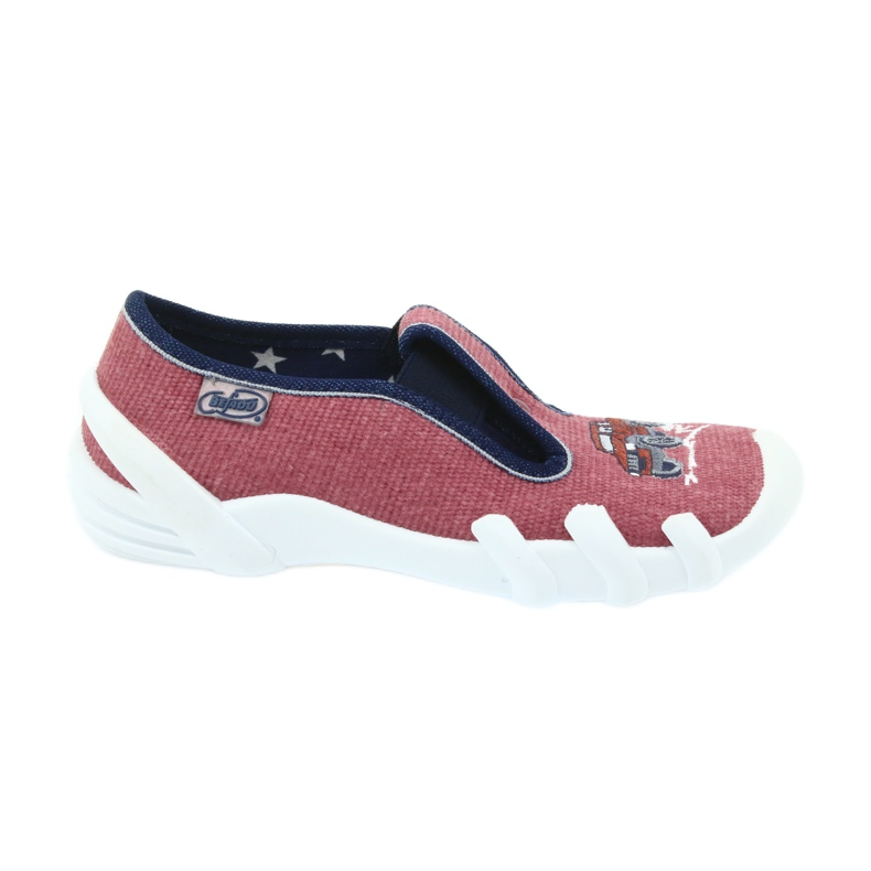 Befado children's shoes slippers 290x134 multicolored brown