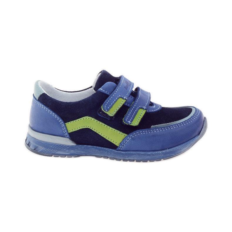 Boys' shoes, turnips Ren But 3261 gr multicolored green blue
