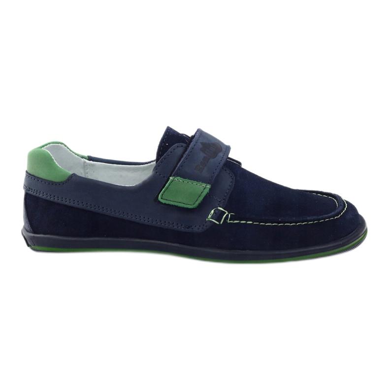 Boys' shoes, turnips, Ren But 4249 gr green navy
