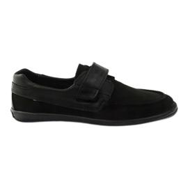 Boys' shoes, turnips, Ren But 4249 cz black