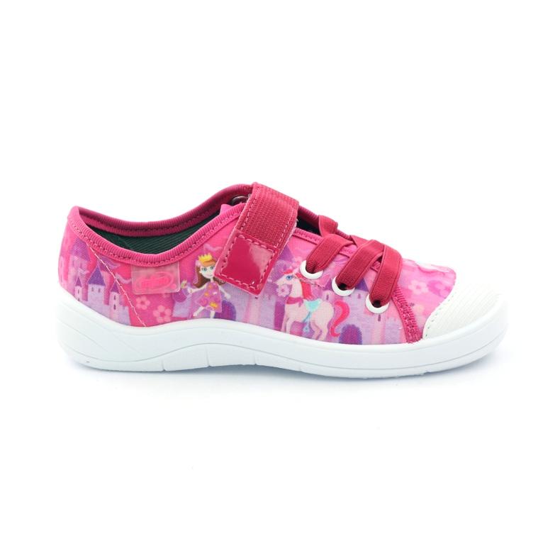 Slippers sneakers princess Befado 251x069 pink white