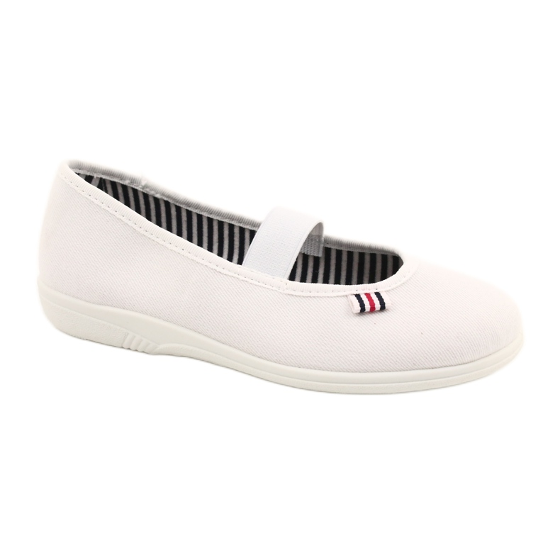 Sneakers by Befado 274y013 white