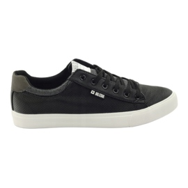 Black Big Star sneakers trainers 174004 cz