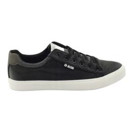 Black Big Star sneakers trainers 174004 cz