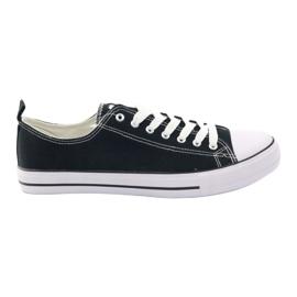 Black American Club LH03 sneakers