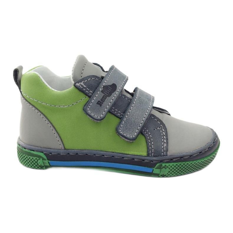 Boys' shoes Ren But 1429 gray green grey