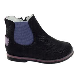 Boots Children's shoes Ren But 1479 black violet