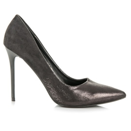 Vices grey Pumps With Gloss