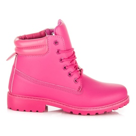 Seastar Boots Women's Trappers pink